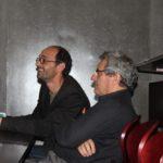 Laurent Grasset (Poitiers) et Jean-Robert Disnar (Orléans)