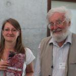 Marlène Lavrieux et Pr. Geoffrey Eglinton