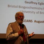 Conférence du Pr. Geoffrey Eglinton au Muséum d'Orléans