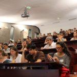 Un auditoire attentif