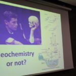 Présentation de Artur Stankiewicz sur l'employabilité des géochimistes organiciens